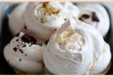 Constant Comment® Meringue Cookies With Pecans