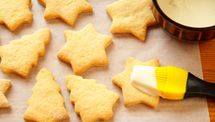 Lemon Lift® Glazed Butter Cookies